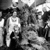 Erntedankfest Scheidt 1936